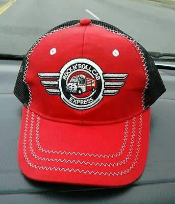 Snap On**Rock n Roll Cab Express Ballcap* New