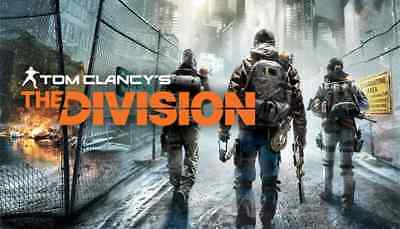 Tom Clancy's The Division™Uplay Ubisoft PC Download online only computer game PC