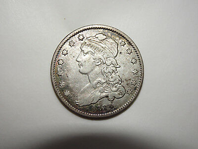 1834 Capped Bust Silver Quarter 25C - You Grade It (#RR31)