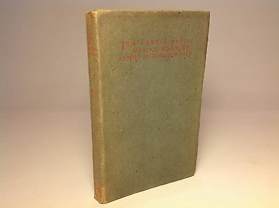 1890 Whistler 'gentle Art Of Making Enemies' *rare Pirated Edition* 1St Ed Wraps