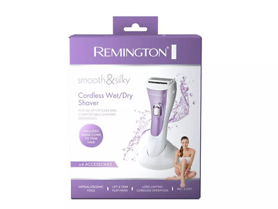 Remington WDF4829AU Womens Rechargeable Shaver