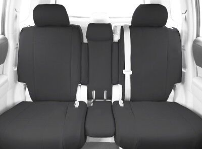 CalTrend Leather Front Custom Seat Cover For Dodge 2002-2004 Ram 1500