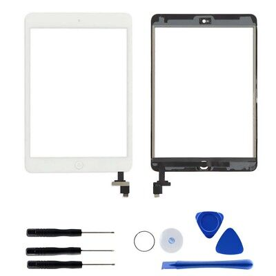Digitizer Touch Screen Glass with IC for iPad Mini 1 2 A1432 A1454 A1489 Proper