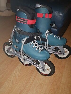 Rollerblade Coyote vintage rare skates in mint condition.