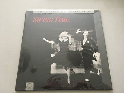 Laser Discs -  Swing Time - The Criterion Collection - 2 discs