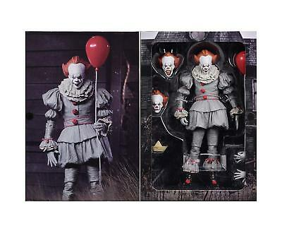 NECA Figura  IT 2017 Ultimate Pennywise  Action Figure Accesorios Intercambiable
