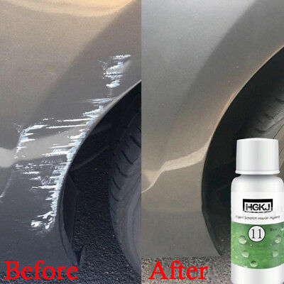 HGKJ-11 Auto Coating Scratch Repair Remover Agent Auto Care Polishing Wax 20ML