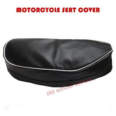 Bsa A50 A65 Royal Star Flat Seat Lightening Thunderbolt 500/650 1962 Seat Cover