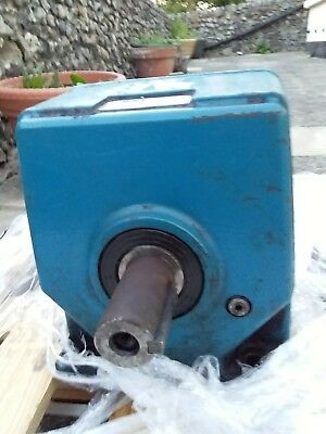 AMARILLO GEARBOX SSL m278758 72 D90.used condition .need servicing.