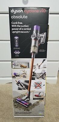 Brand New Dyson Cyclone V10 Absolute Factory Sealed