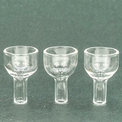 3 X Replacement Glass m 420