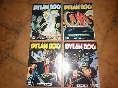 Dylan Dog  Sequenza 4 Numeri - Originale -Bonelli  - 14-15-17-18