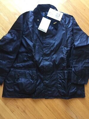 Barbour Bedale Hunting Outdoor Black Wax Jacket Coat Mens Size C48/122CM XL A104