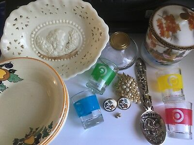 Vintage House clearance items.