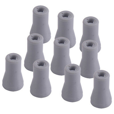 10pcs Dental SE Saliva Ejector Replacement Rubber Valve Snap Tip Adapter