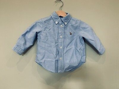 Baby Boy Ralph Lauren Shirt 9M