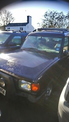Landrover discovery tdi spears or repairs