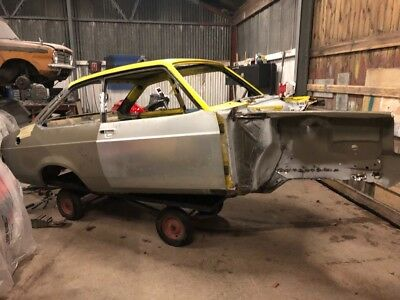 Mk2 escort rs2000 Project