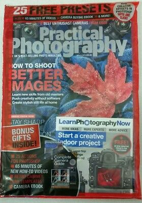 Practical Photography magazine March 2019