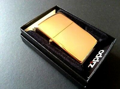 Zippo 24ct gold plated new genuine boxed quality 24k uk seller free flint pack