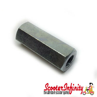 Cylinder Head Spacer Nut 7MM (LML, Vespa Sprint, Super, P Range, PX EFL, PX MY)
