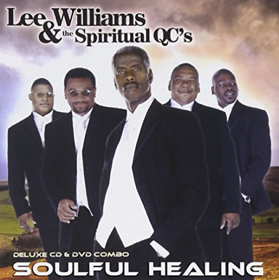 Williams,lee-Soulful Healing (W/dvd) (Us Import) Cd New