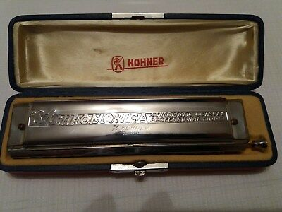 Hohner Mundharmonika - The 64 Chromonica Professional Model 280