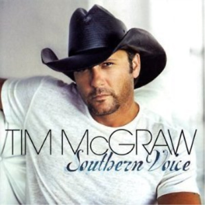Mcgraw Tim-Southern Voice (UK IMPORT) CD NEW