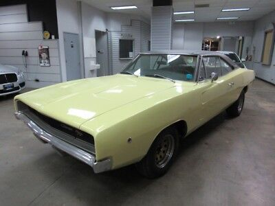 1968 Dodge Charger R/T 1968 Dodge Charger R/T 67,278 Miles NUMBERS MATCHING ONE FAMILY OWNED