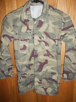 "BOYS CAMO JACKET 34"" CHEST LENGTH 23.5 ""  with free ship"