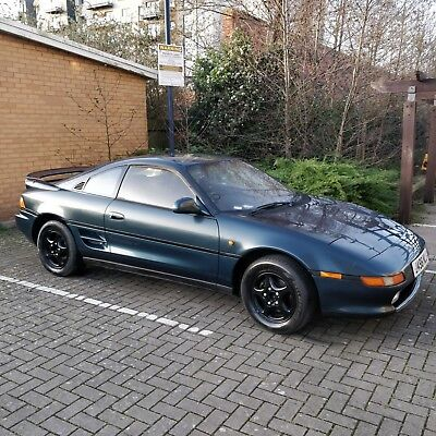 (New Video) Toyota MR2 SW20 G-Limited 1991 3SGE JDM Celica
