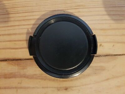 52mm Front Snap On Lens Cap Fits All 52mm Threaded Lenses.