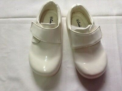 Early Steps Baby Boy / Special Occasion /Christening Shoes Prince White Size 6