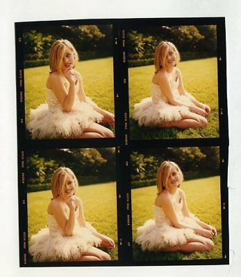 *Q362A VINTAGE MOVIE TV CONTACT SHEET PHOTO Reese Witherspoon BIG LITTLE LIES