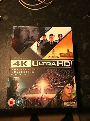 4K UHD The Premier Collection Boxset 2016 (Used)
