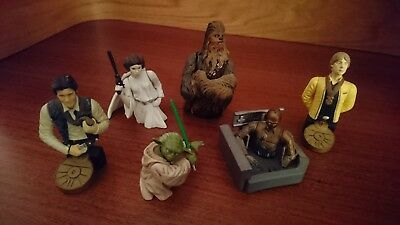 Gentle Giant Star Wars Mini Busts