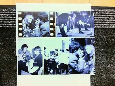"Beatles 5 Unreleased 6"" X 4"" B/white Photographs,from Original Negatives."
