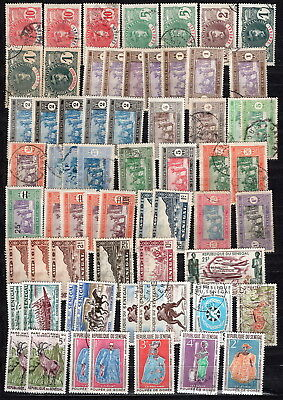 Senegal, 75x used or MH stamp