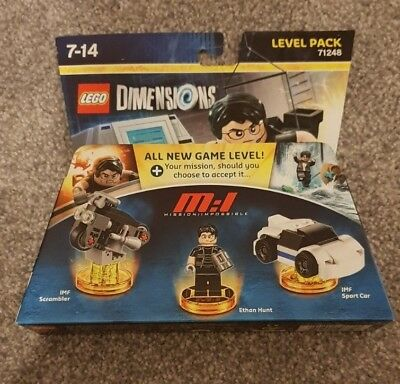 Lego Dimensions Mission Impossible Level Pack 71248 BNIB