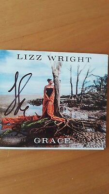 SIGNIERT Lizz Wright  Grace   Signed! NEW!