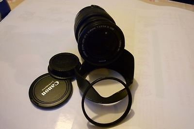 Canon Objectif EF-S 15-85mm F/3.5-5.6 IS USM