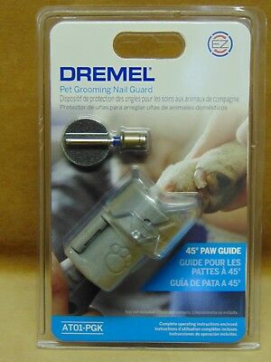Dremel Pet Grooming Dog Trim Nail Guard  At01-Pgk