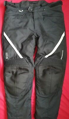 "HEIN GERICKE SUMMIT GORETEX MOTORCYCLE TROUSERS  UK 40"" waist 32 leg  EU 56"