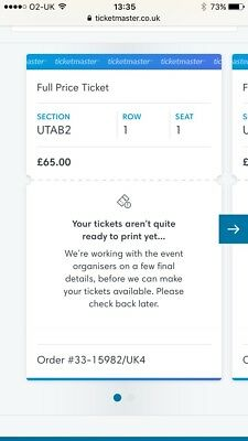Magic Mike Live Londow Show - 2 Tickets