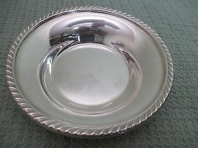 Vintage Sterling Silver Candy or Nut Dish (5-1/2 Inch)