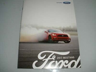 2017 Ford Mustang Brochure