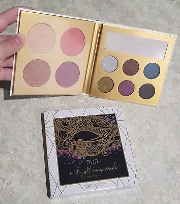 PUR The Complexion Authority – Midnight Masquerade Palette *LIMITED* $38 MSRP