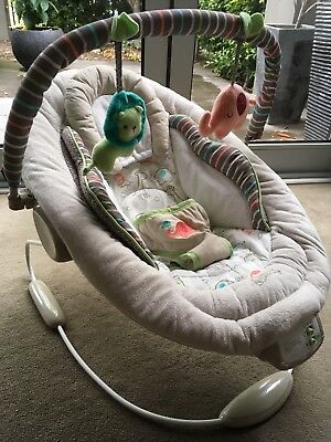 Comfort & Harmony Baby Bouncer (excellent condition)