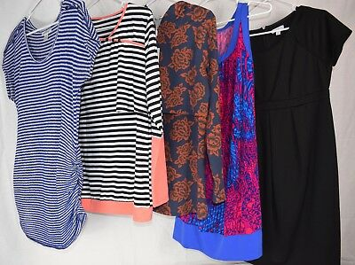 Maternity Clothing Lot - Size L, some New
