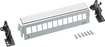 Hager Patch-Panel 12-fach FZ12MK Kupfer Patch-Panel